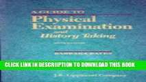 [PDF] A Guide to Physical Examination and History Taking/a Guide to Clinical Thinking Popular Online