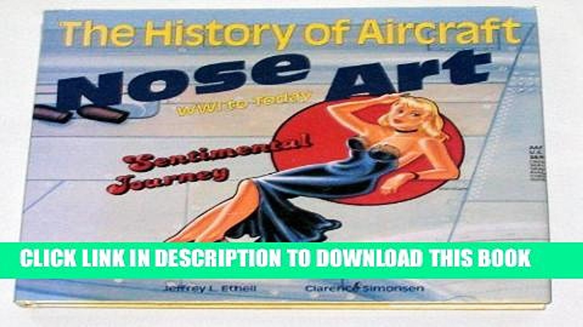 New Book The History of Aircraft Nose Art: 1916 to Today