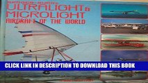 New Book Berger-Burr s Ultralight and Microlight Aircraft of the World (A Foulis aviation book)