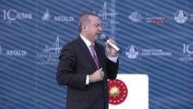 3-Cumhurbaşkanı Erdoğan Yavuz Sultan Selim Köprüsü'nün Açılışında Konuştu
