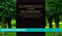 Big Deals  Governing the Economy: The Politics of State Intervention in Britain and France (Europe
