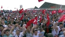 4-Cumhurbaşkanı Erdoğan Yavuz Sultan Selim Köprüsü'nün Açılışında Konuştu