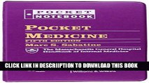 [PDF] Pocket Medicine: The Massachusetts General Hospital Handbook of Internal Medicine (Pocket