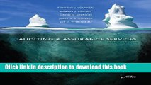 Read Auditing   Assurance Services, 5th Edition (Auditing and Assurance Services)  Ebook Free