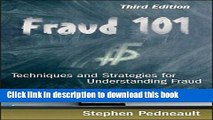 Read Fraud 101: Techniques and Strategies for Understanding Fraud  Ebook Free