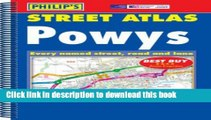 Download Philips Street Atlas Powys (Philip s Street Atlases)  PDF Free