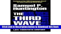 [Best] The Third Wave: Democratization in the Late Twentieth Century (Julian J. Rothbau Online Ebook