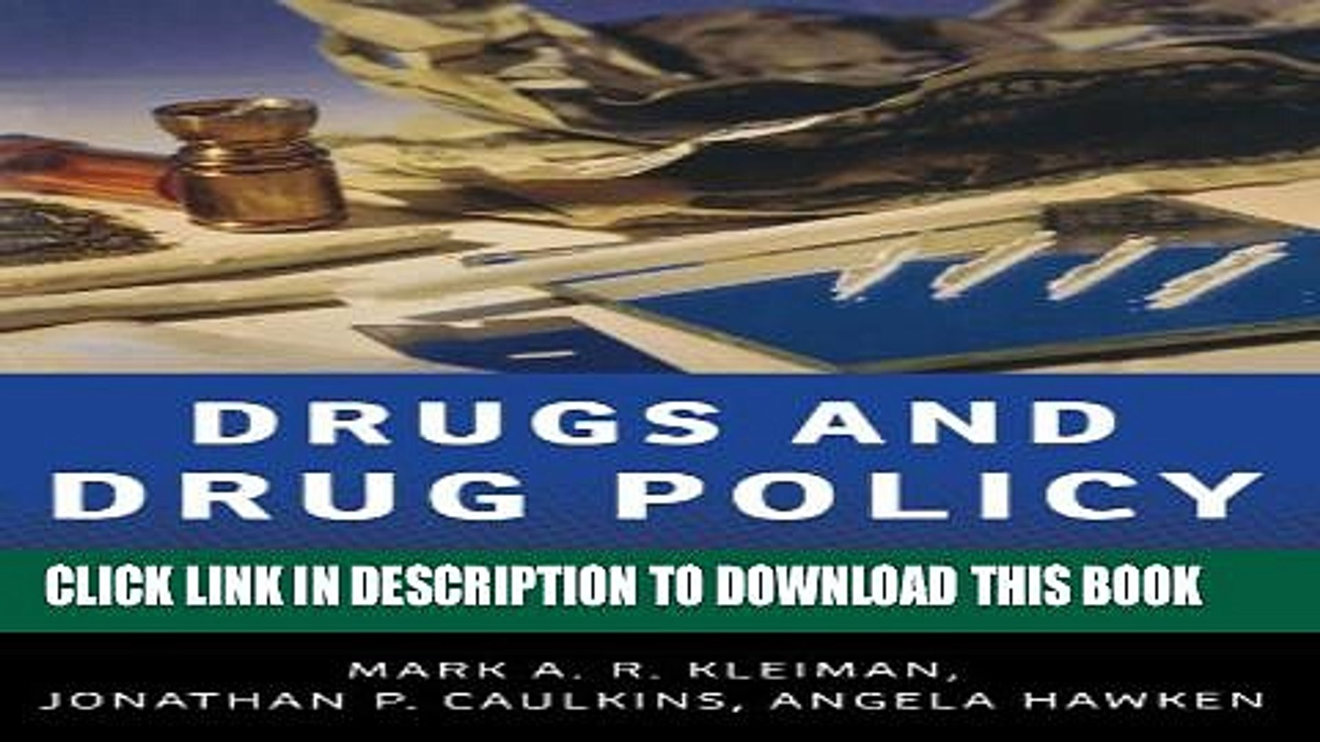 [PDF] Drugs and Drug Policy: What Everyone Needs to Know® Popular Online
