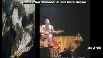 Kabylie :Ferhat Mehenni duo son frère Arezki atirham rabi!