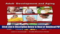 [Get] Adult Development and Aging Popular New