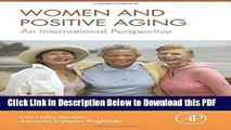 Women and Positive Aging : An International Perspective