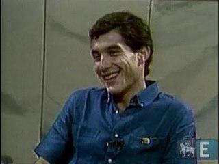 Senna em 1986, antes de ser campeão: 'Tenho vontade de chegar rápido'