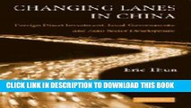 [PDF] Changing Lanes in China: Foreign Direct Investment, Local Governments, and Auto Sector