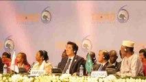 Abe anuncia la inversión de 30.000 millones de dólares de Japón en África