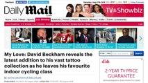 David Beckham : sa folle déclaration d'amour à Victoria