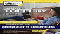 Download Cracking the TOEFL iBT with Audio CD 2016 Edition (College
