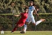 D1 féminine - Nîmes 0-6 OM : le but de Cindy Caputo (76e)