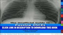 Collection Book The Unofficial Guide to Passing OSCEs: Candidate Briefings, Patient Briefings and