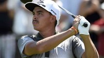 Rickie Fowler Takes Lead at The Barclays