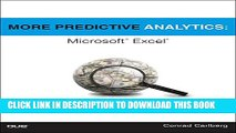 [PDF] More Predictive Analytics: Microsoft Excel Full Collection