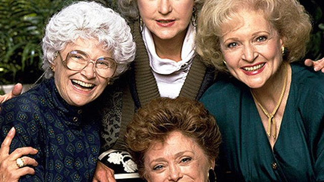 The Golden Girls 01-02 Guess Who's Coming To The Wedding