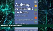 Big Deals  Analyzing Performance Problems: Or, You Really Oughta Wanna--How to Figure out Why
