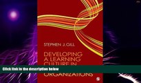 Big Deals  Developing a Learning Culture in Nonprofit Organizations  Best Seller Books Most Wanted