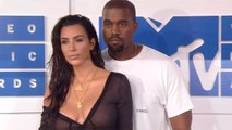 Kim Kardashian & Kanye West MTV Video Music Awards 2016