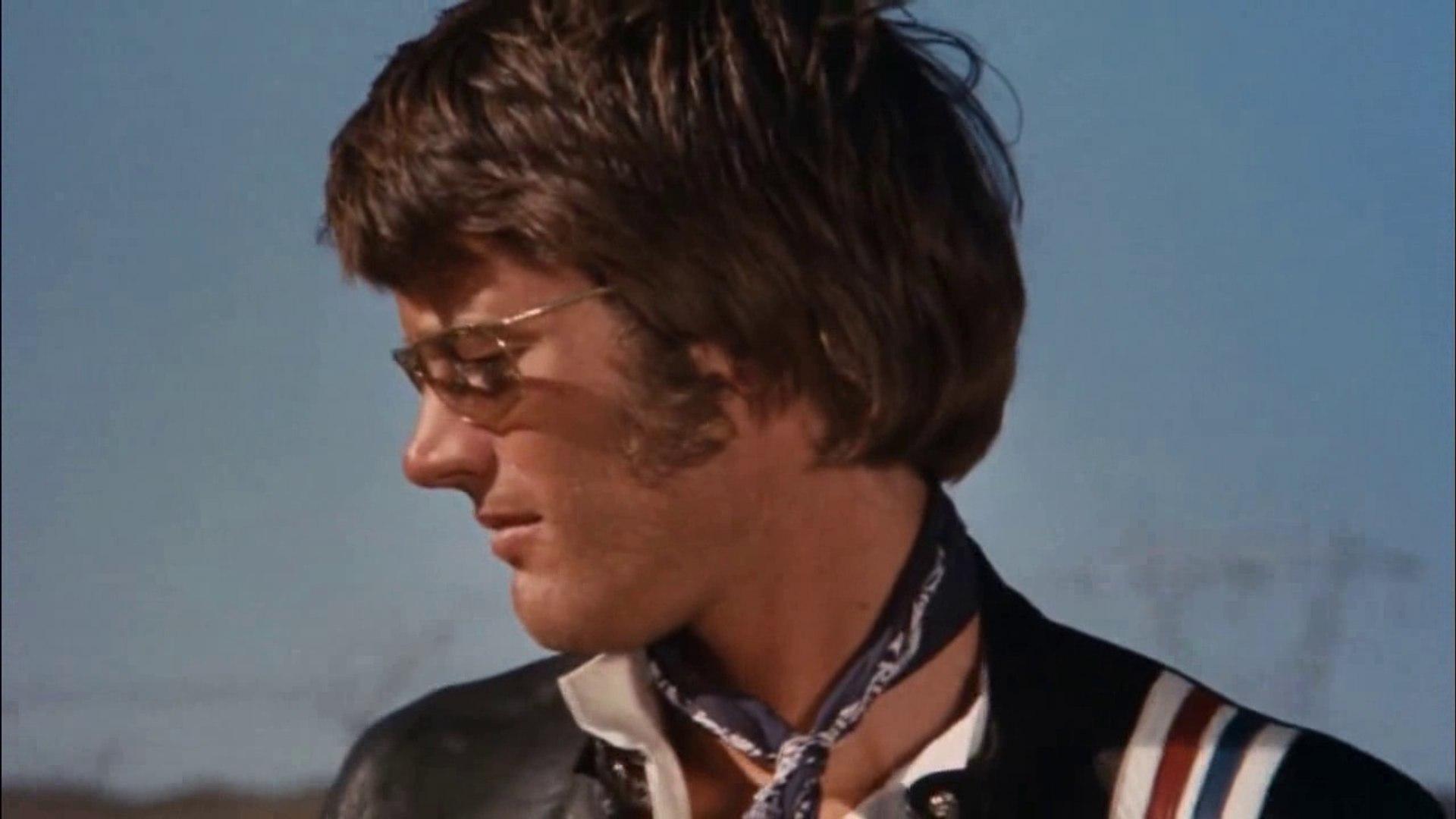 Peter Fonda As A Wyatt (From Easy Rider) (1969)