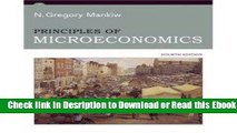 MICROECONOMICS TEXTBOOK OFFICIAL TITLE IS: Principles of Microeconomics (Paperback) BY N. Gregory