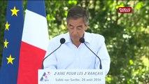 """François Fillon : """"Je ne participe pas au concours Lépine des solutions les plus stupides"""""""