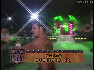 Chavo Guerrero vs Mike Enos, WCW Monday Nitro 26.08.1996