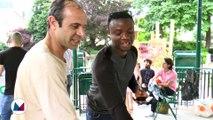 Reportage - L'inclusion économique des réfugiés, le défi de Singa