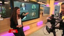 Voici les premières images exclusives de France Info, la chaîne info de France Télé lancée jeudi