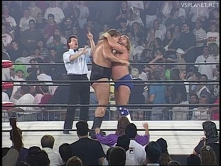 Ted Dibiase debuts in WCW, Monday Nitro 26.08.1996