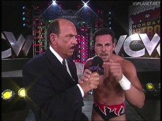 Chavo Guerrero interview, WCW Monday Nitro 26.08.1996