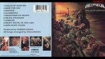 Helloween - Walls Of Jericho Ride The Sky (Walls Of Jericho, 1985)