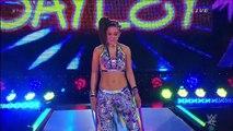 Charlotte vs Becky Lynch vs Sasha Banks vs Bayley