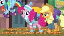 My little pony : FiM Sexta temporada episodio 17 Dungeons and Discord (Subtitulos en español)Subespañol latino