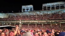 Pearl Jam LUKIN (Eddie Vedder Ejects Fan) Wrigley Field, Chicago, IL 08_22_16