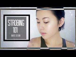 KPOP Idol Contour?! ⤑ Strobing 101 Tutorial