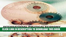 [PDF] International Political Economy in the 21st Century: Contemporary Issues and Analyses Full