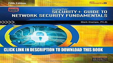[PDF] CompTIA Security+ Guide to Network Security Fundamentals (with CertBlaster Printed Access
