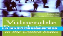 [PDF] Vulnerable Populations in the United States (Public Health/Vulnerable Populations) Full