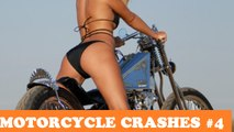 ULTIMATE MOTORCYCLE ► Motorcycle crashes 2016 ► Part 4