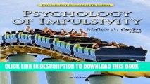 [PDF] Psychology of Impulsivity (Psychology Research Progress) Popular Online