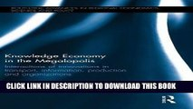 [PDF] Knowledge Economy in the Megalopolis: Interactions of innovations in transport, information,