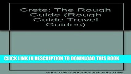 The Rough Guide to Crete Travel Guide