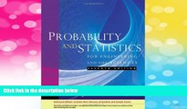 Must Have  Probability and Statistics for Engineering and the Sciences, Enhanced Edition