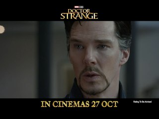 Doctor Strange - Official Trailer